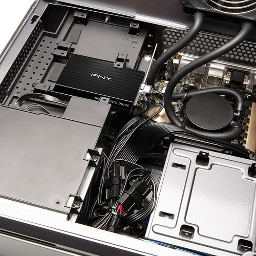 disco duro unidad de solido ssd sata pny laptop pc 120gb alto rendimiento profesional amd intel