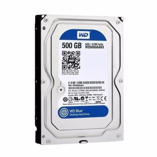 disco duro wd 500gb