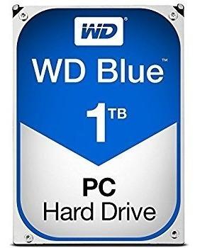 disco duro wester digital 1 tb blue wd10ezex 3,5 para pc