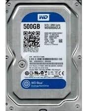 disco duro wester digital, 500 gb 3.5 , pc o dvr (25$)