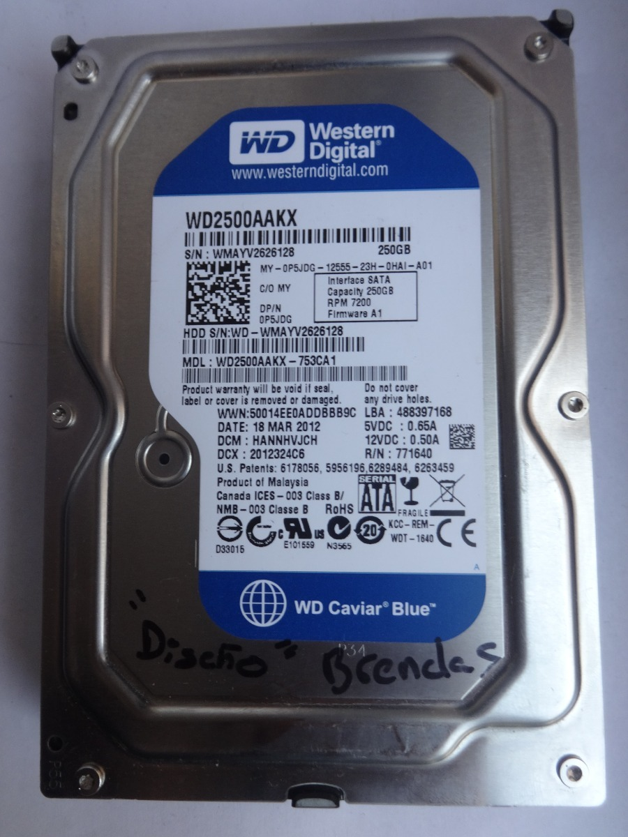 WD2500AAKS WINDOWS 8 DRIVER