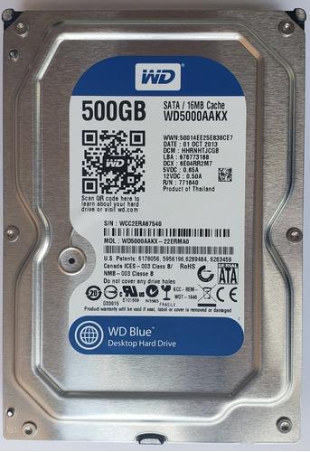 disco duro western digital 500gb pc-dvr-cctv-camaras-directv
