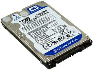 disco duro western digital blue de 320gb para laptop-ps3-xbo
