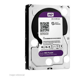 Disco Duro Western Digital Purple, 8tb, Sata 6.0 Gb/s, 256 M
