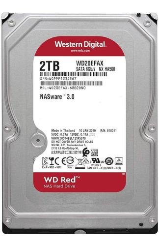 disco duro western digital red 2tb sata iii 3.5