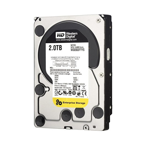 disco duro western digital wd 2tb sata 3.5 para pc dvr cctv