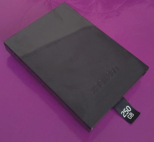 disco duro xbox 360 250gb hdd || original oem- nuevo