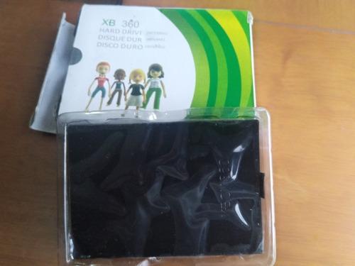 disco duro xbox 360