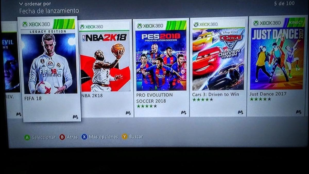 Como Meter Juegos De Xbox A Xbox 360 Rgh Vinny Oleo Vegetal Info