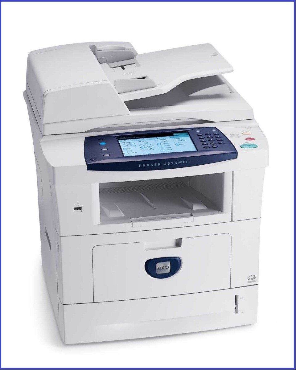 Xerox Phaser 3635 MFP Windows 8 X64 Treiber