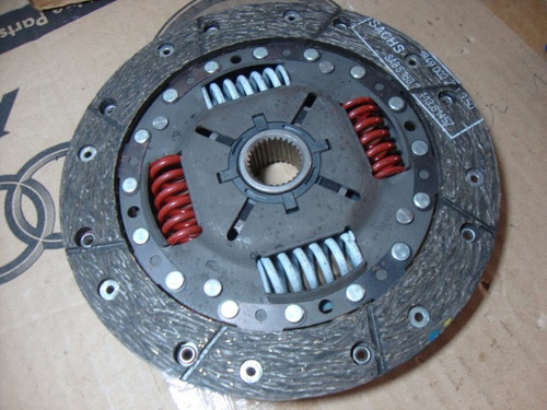 disco embreagem gol parati 1.0 8v 16v 180 mm original vw