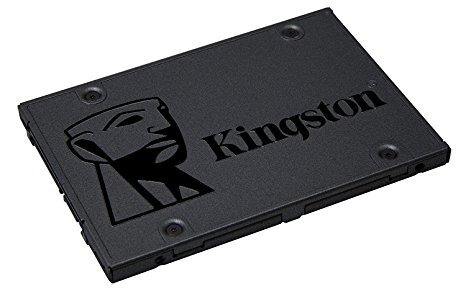 disco en estado solido ssd 120gb kingston a400