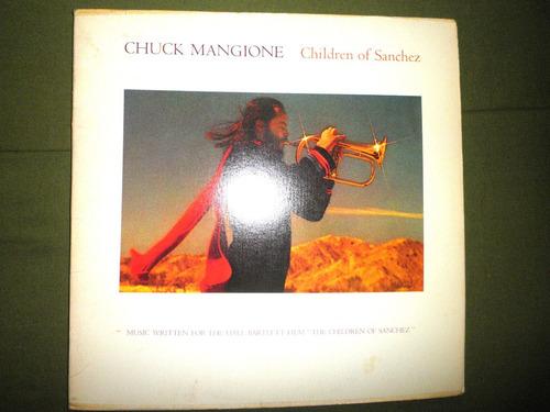 disco en vinyl chuck mangione - children of sanchez (1978)