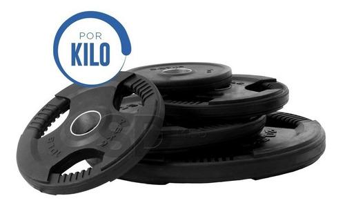 disco engomado por kilo para barra olímpica agarres - sdmed