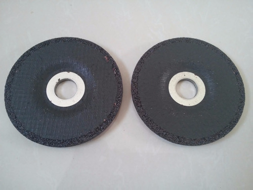 disco esmeril t27 para metal 4-1/2x1/4x7/8   115x6x22,23 mm