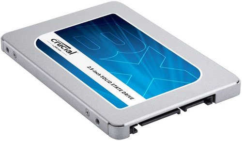 disco estado solido ssd 240 gb crucial bx300 nuevo 555 mb/s