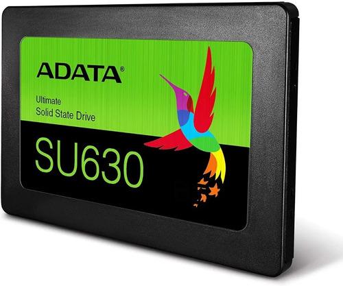 disco estado solido ssd 960gb adata su630 3d sata 2.5