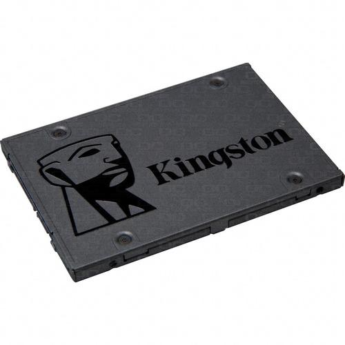 disco estado solido ssd kingston a400 480gb 2,5 sata3 envio