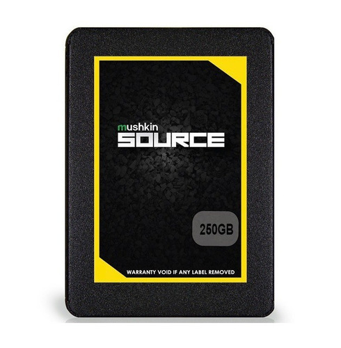 disco estado sólido ssd mushkin source 250gb 2.5 sata 3 fact