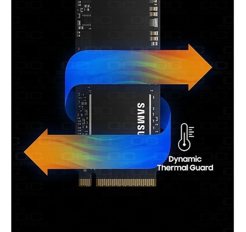 disco estado solido ssd samsung 970 evo plus 500gb nvme m.2