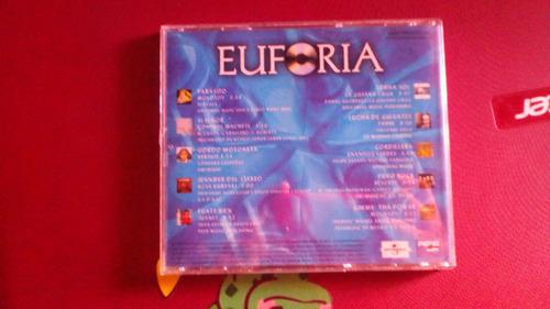 disco euforia  pep cd´s y kst´s