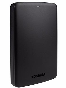 Disco Externo 2tb Toshiba Canvio Basic Usb 3.0