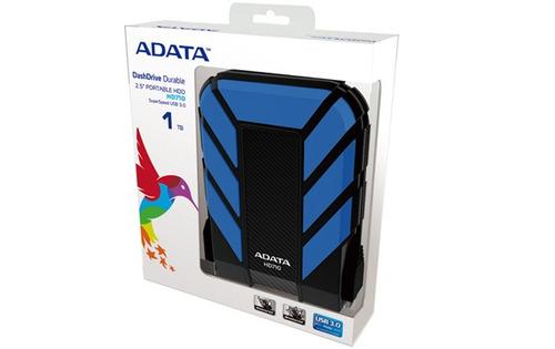disco externo adata dashdrive durable (hd710) 1tb usb 3.0