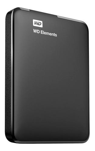disco externo portátil wd 2 tb western digital hdd garantia