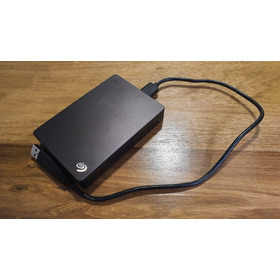 Disco Externo Segate Backup Plus 5 Tb Usb 3.0
