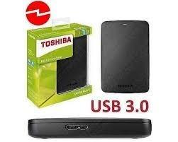 disco externo toshiba usb 3.0 1tb original