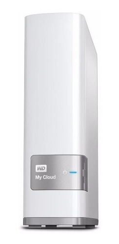 disco externo wd western digital my cloud 6tb nas