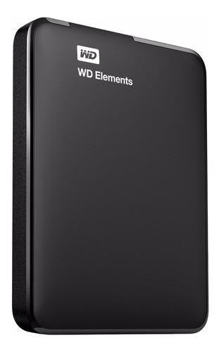disco externo western digital wd elements 2tb usb 3.0
