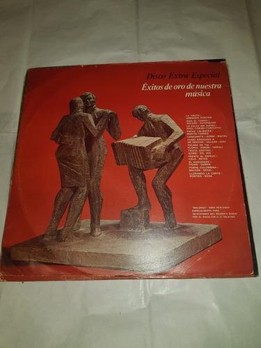 disco extra especial éxitos de oro de nuestra música