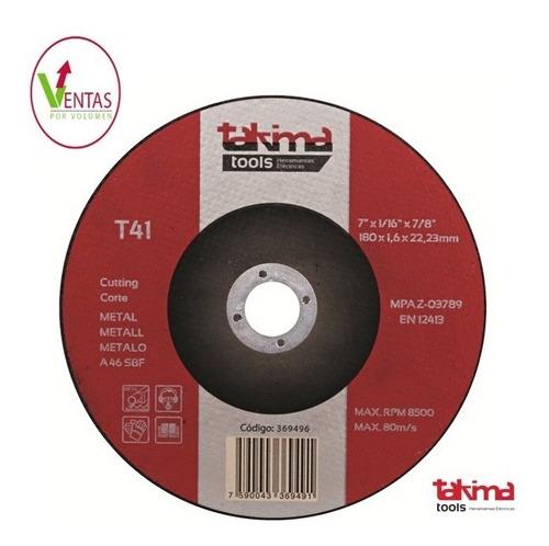 disco extrafino de corte 4 1/2  (paq 5 un) (mayor)