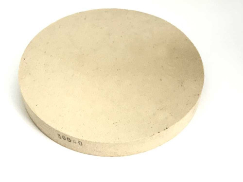 disco feltro 300 x 40 para polimento e afinação 1 unidade