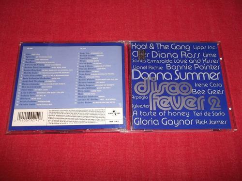 disco fever 2 - cd doble nac ed 2002 mdisk
