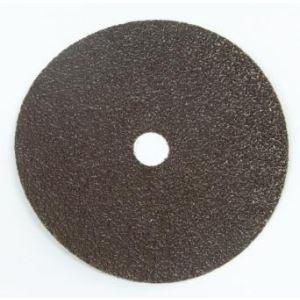 disco fibra resina oxido aluminio 4.5  gr.100 (10un) doble a