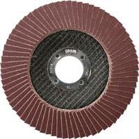 disco flap mota para metales 115 mm. grano 40 para amoladora