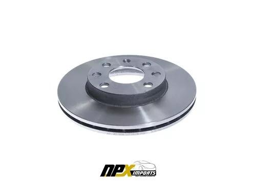 disco freio dianteiro lanos/ nexia (236,00mm/ 4 furos) (par)