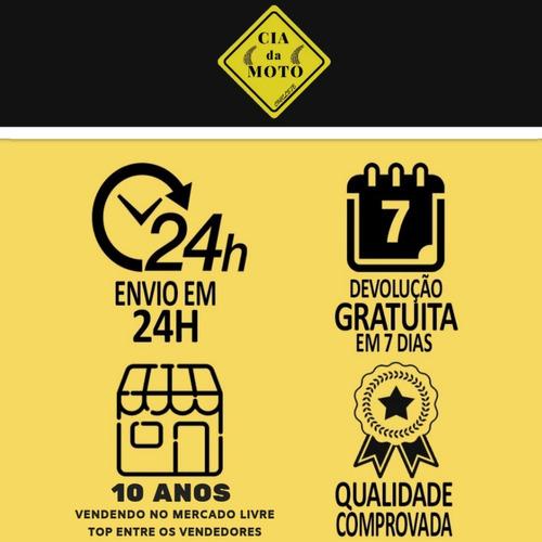 disco freio scud 290mm dourado fan150 titan150 mix 09 a 2016