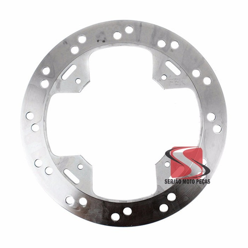 disco freio traseiro crf250 & crf450 serjaomotopecas