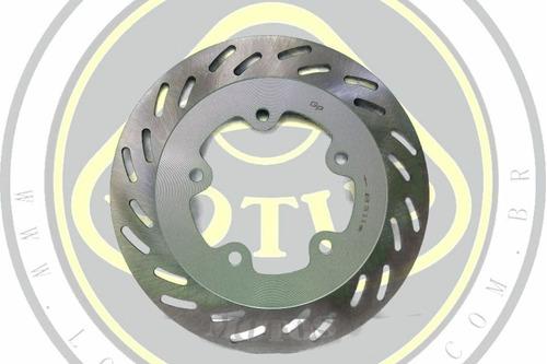 disco freio traseiro dafra citycom 300 gp 3,5 mm com nota!