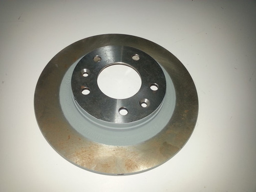 disco freio traseiro - fusion 2006/2012 - novo original