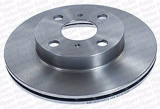 disco freno delantero toyota tercel 90-97