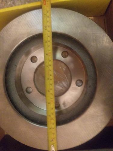 disco freno ford bronco f100 f150 4x4 94-97 de 5 huecos