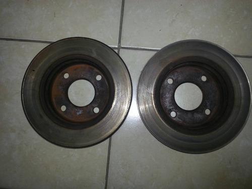 disco freno ford fiesta power original ventilados