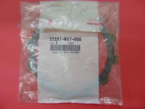 disco fricção embreagem cbr1000 87-99 original 22201-mm5-000