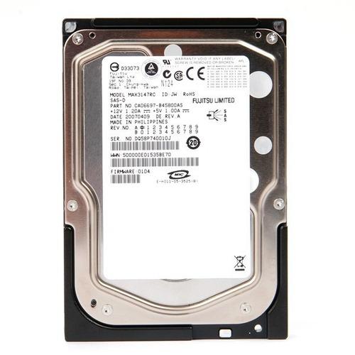 disco fujitsu sas max3147rc 147gb 15k 3.5 16mb