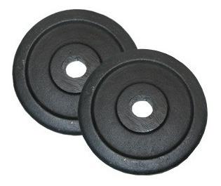 disco fundicion mancuernas pesas