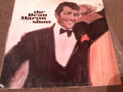 disco importado  de the dean  martin tv. show